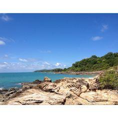 Nuan bay - samet island #Thailand