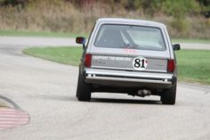 Ford Fiesta Mk1 Race Car