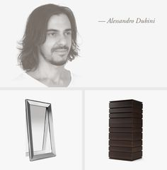 After his studies in design and architecture in Milan and a degree in engineering, Alessandro Dubini opened his first studio Art Installations, Installation Art, Art Direction, Portrait, Architecture, Creative, Design, Headshot Photography, Men Portrait