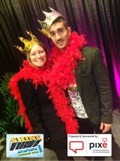 It's our time to SHINE at the Pixe Social Photo Booth at APAP|NYC 2014! #apapnyc