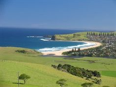 Gerringong - Where the mountains touch the sea :)