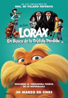 2012 - Lorax, en busca de la trúfula perdida - Dr. Seuss, the Lorax - tt1482459