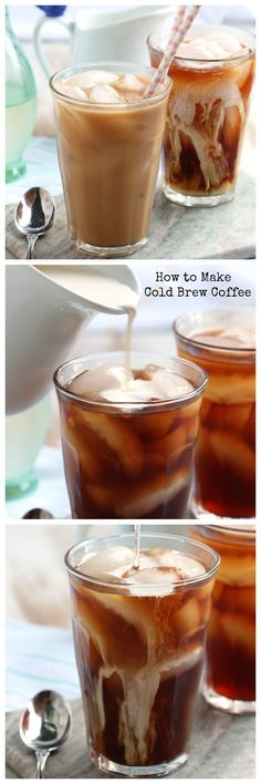 Easy to make Cold Brew Coffee that you can enjoy without ever leaving your house.  No fancy equipment needed! | The Suburban Soapbox