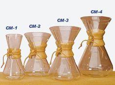 125West.com Handblown Chemex Coffee Maker