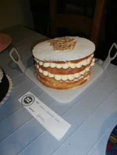 CCC Cardiff - Confectionary Cake