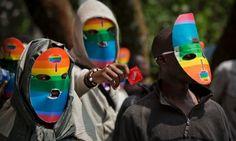 Meet the LGBT activists fighting Uganda's anti-gay law Uganda, Mombasa, Nairobi, Crime, Lgbt Rights, Kansas City, Presidents, World, Equality