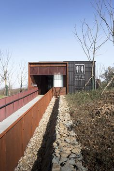 Completed in 2015 in Nanjing Shi, China. Images by ZhongNing. With the increasing material abundance in China today, people have higher demands for the facilities in public toilet, an area that has long been...