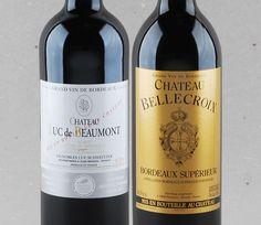 Bordeaux, o berço de ouro: Château Belle Croix e Château Luc de Beaumont #vinho #bordeaux #vinhofrances #desconto