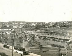 View of the northern end of Bondi Beach