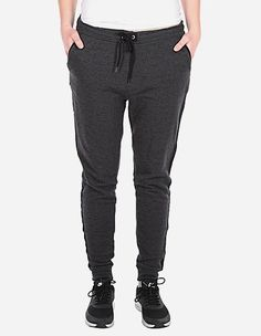 iriedaily - Space Jogging Pant black mel