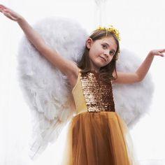 Des ailes d'ange pour les enfants