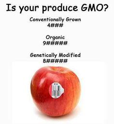Love non GMO foods!