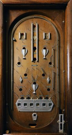 Not Safe For Play? The Evolution of Pinball Machines