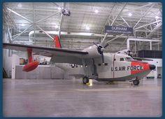 Strategic Air & Space Museum HU-16 Restoration
