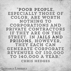 This is why they privatize prisons. Saves the states money and a corporation gets to make money.