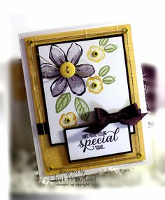 Garden in Bloom, Me, My Stamps and I, Stampin' Up