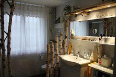 35 Ideen Für Birkenstamm Deko   Bringen Sie Die Natur In Ihre Wohnung   Deko  U0026 Feiern