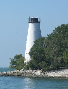 West Sister Island Light - Used to climb up in this back when I was a kid and you could go on the island.