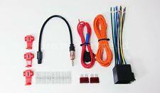 03 08 Porsche Cayenne Aftermarket Radio Wiring Harness Kit