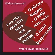 Loucuras de Um Juízo Perfeito - Um Grande Amor Nunca Termina #ArlindoMarinhodeDeus North Face Logo, The North Face, Grande, Logos, Love, Logo
