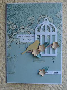 Handmade card by Samatha Crone