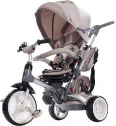 Sun Baby - Little Tiger Tricycle Beige Easy Rider, Range Velo, Beige, Baby Strollers, Perfume, Sun, Ebay, Direction, Ader