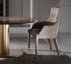 #chair #design #interior #furniture #furnishings #interiordesign #designideas #artdeco #ardeco стул с подлокотниками DV Home Byron, Byron_Ch1
