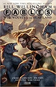 Fables: Werewolves of the Heartland - spin-off