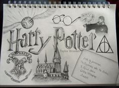 Harry Potter by taylorbrooker.deviantart.com on @DeviantArt