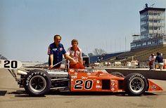 Gordon Johncock's '73 win at Indy.