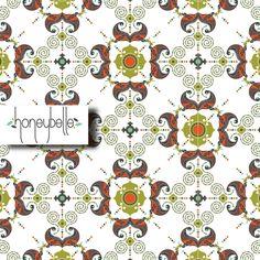 Sophie Honeybelle | Make It In Design | Surface pattern design