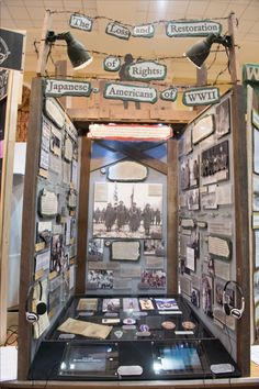 National History Day   Student Project Examples