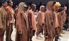 Ice-T Blasts Kanye West& Fashion Line, Says Clothes Look Like . Kanye West Style, Yeezy Fashion, Ice T, Fashion Line, Funny People, Well Dressed, Put On, Trending Memes, Fur Coat