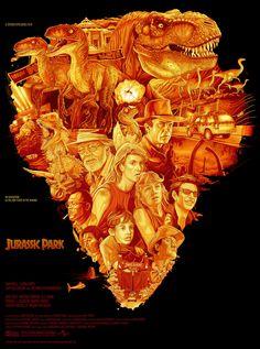 Jurassic Park (1993) [1280 x 1720]