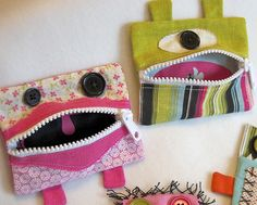 SO ADORABLE!!!  gift cards holders