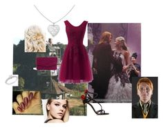 """""""Alice"""" by lalatheflamingo on Polyvore featuring Radcliffe, QVC, Dolce&Gabbana and Ice"""