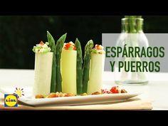 Cocina vegetariana - Espárragos y puerros - Lidl España