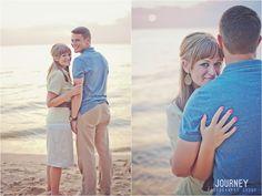 Anniversary Beach Photography Shoot