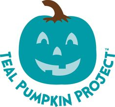 Print..The Teal Pumpkin Project™: Support children with food allergies this Halloween