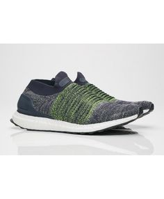 72ad38a51e57 Adidas Ultra Boost Laceless Legend Ink trainers for cheap Sale