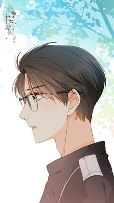 falling for Xu Ye *-* Handsome Anime Guys, Cute Anime Guys, Hot Anime Boy, Anime Boy Smile, Anime Boys, Manga Art, Manga Anime, Anime Art, Dossier Photo