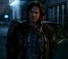 Supernatural 7x14 Sam Winchester Supernatural Seasons, Crazy Love, Sam Winchester, Jared Padalecki, Destiel, Dean, Fandoms, Tv, Film