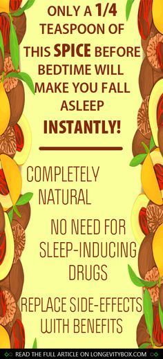 Sleep spice and supplements