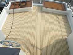 best material for boat decking