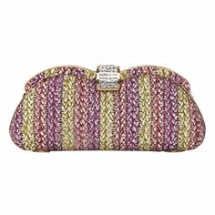 a6e5c79d81 Egelbel Women Satin Elegant Woven Evening Bag Clutch *** Unbelievable item  right here! Handbags