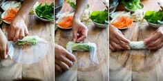 Billedresultat for wraps and rolls vietnam