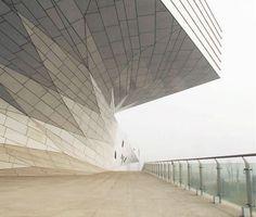 Taiyuan Museum of Art - Preston Scott Cohen