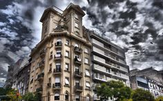http://buenosairesfotogenica.com ||| Balvanera neighborhood in Buenos Aires, Argentina || barrio Balvanera en Buenos Aires, Argentina