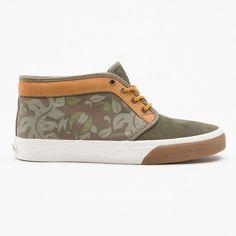 Vans Chukka Boot CA Shoes