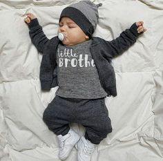This adorable Just Brewed outfit is just what you need for those precious newbor… – Cute Adorable Baby Outfits Punk Baby Clothes, Babies Clothes, Baby Boy Dress Clothes, Newborn Boy Clothes, Babies Stuff, Children Clothes, Baby Dress, Newborn Outfit, Camouflage Baby